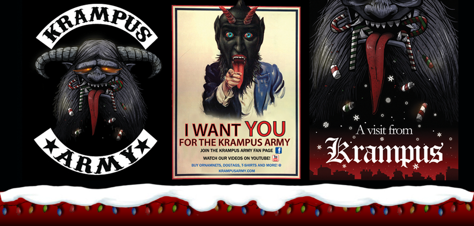 The Krampus Army